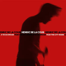 A Texas Dream (Red Coloured Vinyl) - Vinile LP di Henric De La Cour