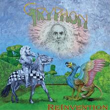 Reinvention (Limited Edition) - Vinile LP di Gryphon