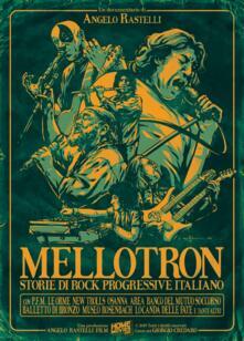 Mellotron (DVD) di Angelo Rastelli - DVD