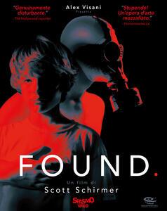 Film Found (Blu-ray) Scott Schirmer