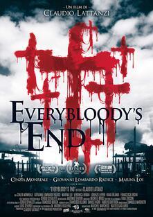 Everybloody's End (DVD) di Claudio Lattanzi - DVD