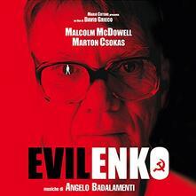 Evilenko (Colonna sonora) (Red Vinyl) - Vinile LP di Angelo Badalamenti