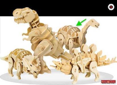 Dino stegosauro