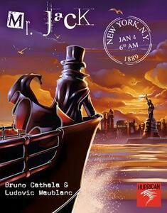 Mr. Jack In New York - 2