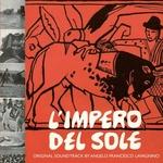 Cover CD Colonna sonora L'impero del sole [2]