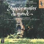 Cover CD Colonna sonora Tutte le mattine del mondo