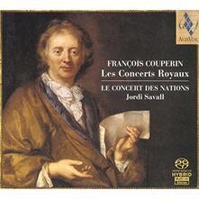 Concerts Royaux - SuperAudio CD ibrido di François Couperin,Jordi Savall,Le Concert des Nations