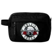 Wash Bag Guns N Roses: Silver Bullet