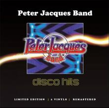 Disco Hits (Limited Edition) - Vinile LP di Peter Jacques (Band)