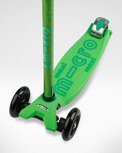 Micro. Maxi Micro Deluxe Verde - 5