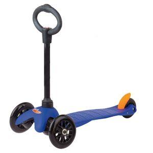 Giocattolo Monopattino Mini Micro 3 in 1 Blu Micro 1