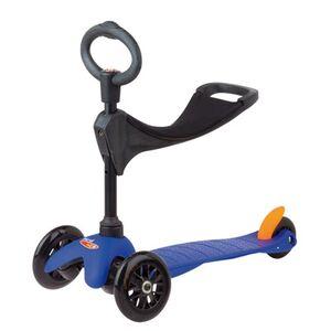 Giocattolo Monopattino Mini Micro 3 in 1 Blu Micro 2