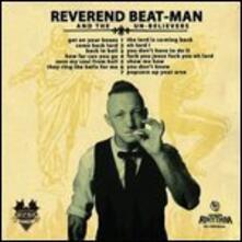 Get on Your Knees - Vinile LP di Reverend Beat-Man