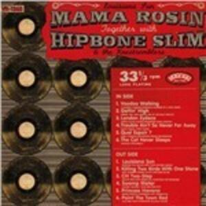Louisiana Sun - Vinile LP di Mama Rosin
