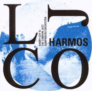 Barry Guy. Harmos Live At Schaffhausen - DVD