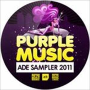 Ade 2011 Sampler - Vinile LP