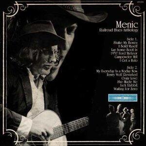 Railroad Blues Anthology - Vinile LP + CD Audio di Menic