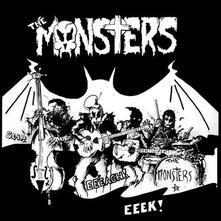 Masks - Vinile LP di Monsters