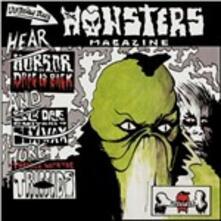 Hunch - Vinile LP + DVD di Monsters