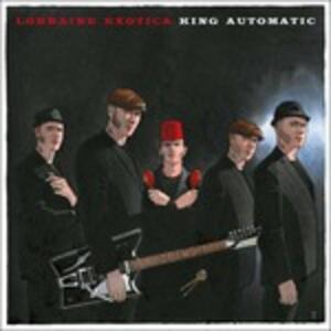 Lorraine Exotica - Vinile LP di King Automatic