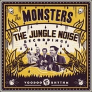 Jungle Noise Recordings - Vinile LP + CD Audio di Monsters