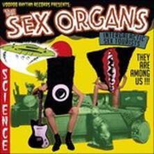 Intergalactic Sex Tourists - Vinile LP di Sex Organs