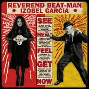 Baile Bruja Muerto - Vinile LP di Reverend Beat-Man,Izobel Garcia