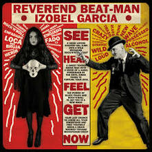 Baile Bruja Muerto - Vinile LP + CD Audio di Reverend Beat-Man,Izobel Garcia