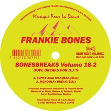 Bonesbreaks V.16-2 - Vinile LP di Frankie Bones