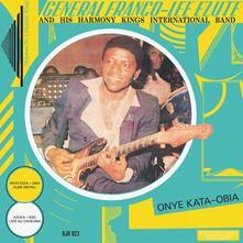 Onye Kata Obia - Vinile LP di Franco-Lee Ezute