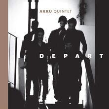 Depart - Vinile LP di Akku Quintet