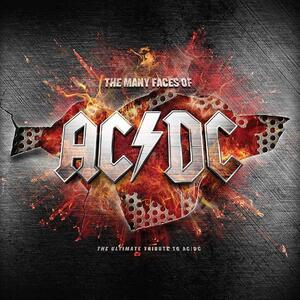 The Many Faces of AC/DC - Vinile LP