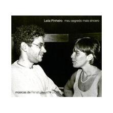Meu Segredo Mais Sincero - CD Audio di Leila Pinheiro