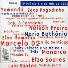 2 1-4 Premio Tim De Musica - CD Audio