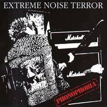 Phonophobia (Brasil Edition Digipack) - CD Audio di Extreme Noise Terror