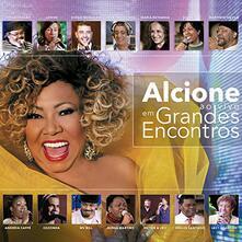 Ao Vivo Em Grandes - CD Audio di Alcione