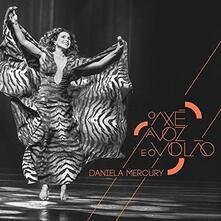 O Axe, a Voz e o Violao - CD Audio di Daniela Mercury