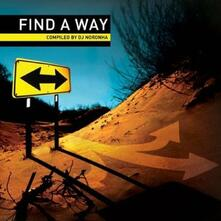 Find a Way Compiled By DJ Noronha - CD Audio