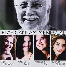 Elas Cantam Menescal - CD Audio