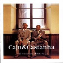 Professor De Embolada - CD Audio di Caju & Castanha