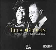 Best of Duets Discos - CD Audio di Ella Fitzgerald