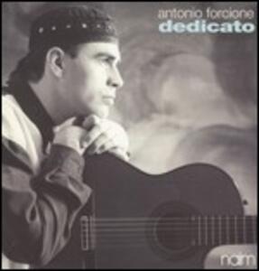 Dedicato - Vinile LP di Antonio Forcione