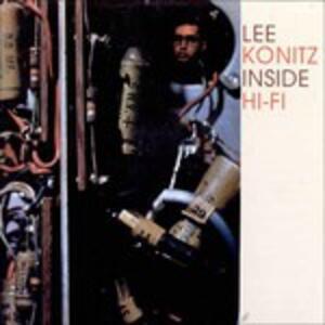 Inside Hi-Fi - Vinile LP di Lee Konitz