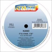 It's a War Ep - CD Audio di Kano