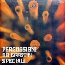 Percussioni ed effetti speciali (Colonna Sonora) - CD Audio di Piero Umiliani
