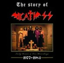 The Story 1977-1984 (Limited Edition) - CD Audio di Death SS