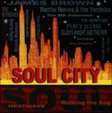 Soul City - CD Audio