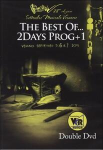 The Best of 2Days Prog+1. Veruno 2014 (2 DVD) - DVD