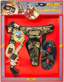 Mask Man Set 01085. Ginpel Line
