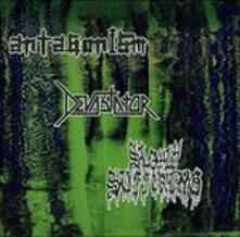 Split - CD Audio di Antagonism
